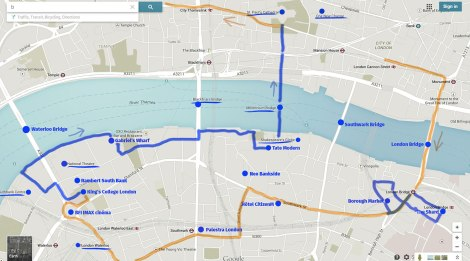 London itinerary Day 2