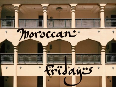 Moroccan-Fridays