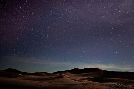 Morocco, Sahara, Erg Chigaga
