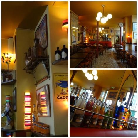 Restaurant 'Chez Janou' near Places des Vosges