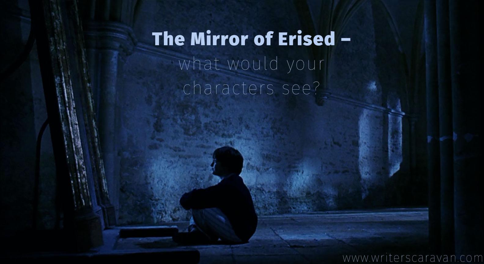 mirror of erised dumbledore