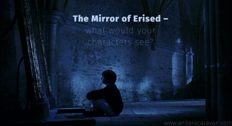 Friday Fun-Day Writing Prompt: Mirror of Erised