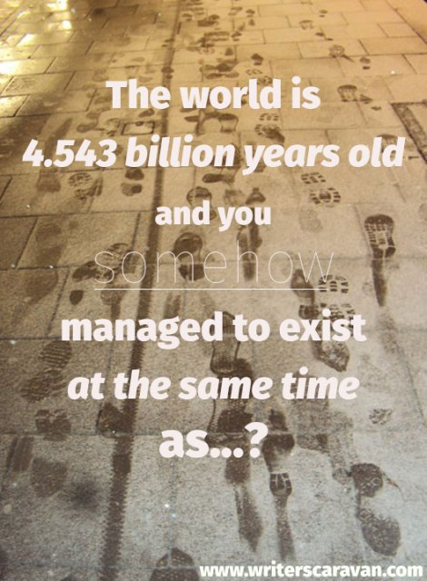 the-world-is-4.543-billion...