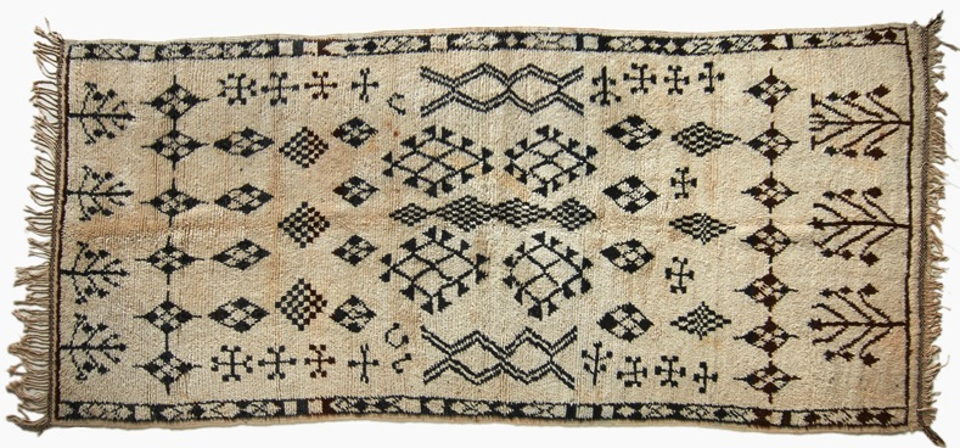 Berber Kilims Every Carpet Tells A Story Moroccanfridays A